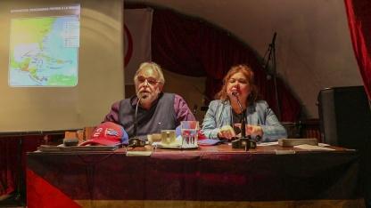 Marietta von der Kubanischen Botschaft