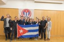 Gruppenbild mit Jugendorganisatione